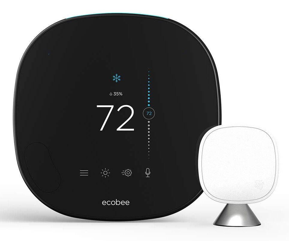Voice Control Smart Thermostat - http://coolthings.us