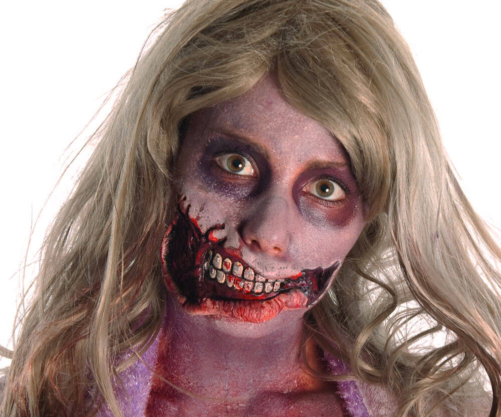 Walking Dead Zombie Latex Mask - coolthings.us