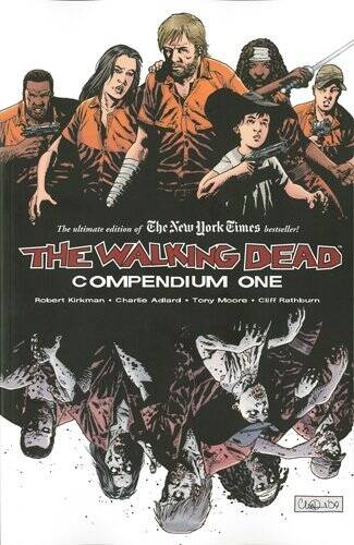 The Walking Dead: Compendium One - http://coolthings.us