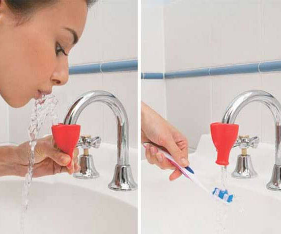 Water Fountain Sink - http://coolthings.us