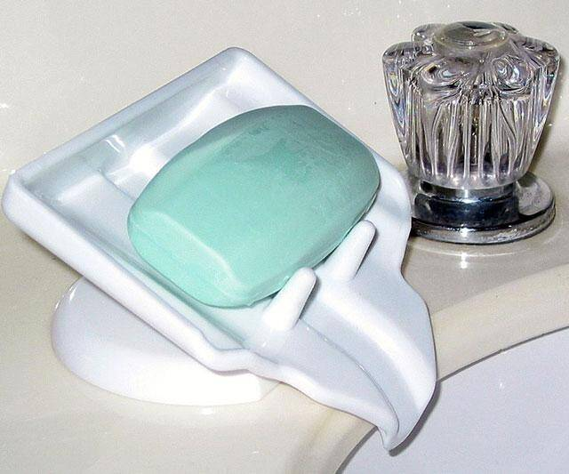 Waterfall Soap Saver - http://coolthings.us