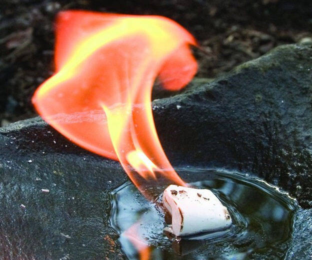 Waterproof Fire Starter Tinder - http://coolthings.us