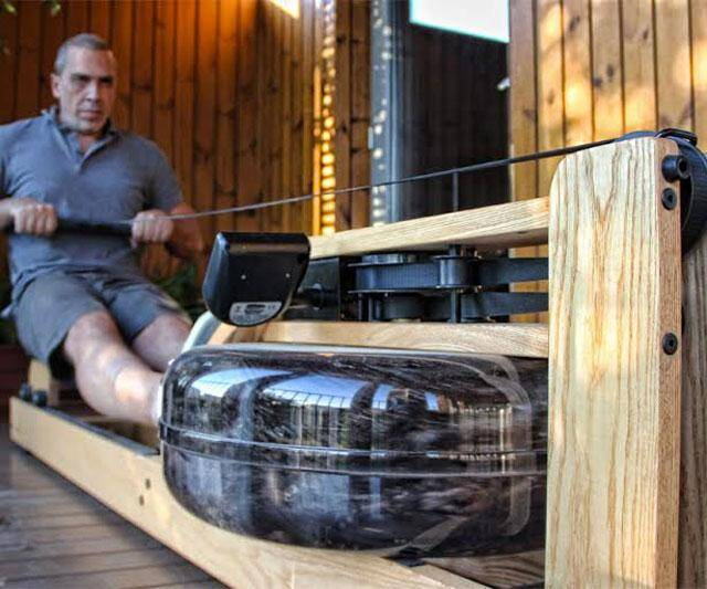 WaterRower Natural Rowing Machine - http://coolthings.us