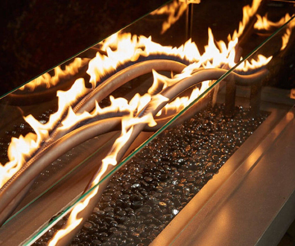 Wave Fire Pit Table - http://coolthings.us