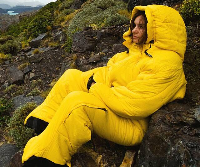 Wearable Camping Sleeping Bag