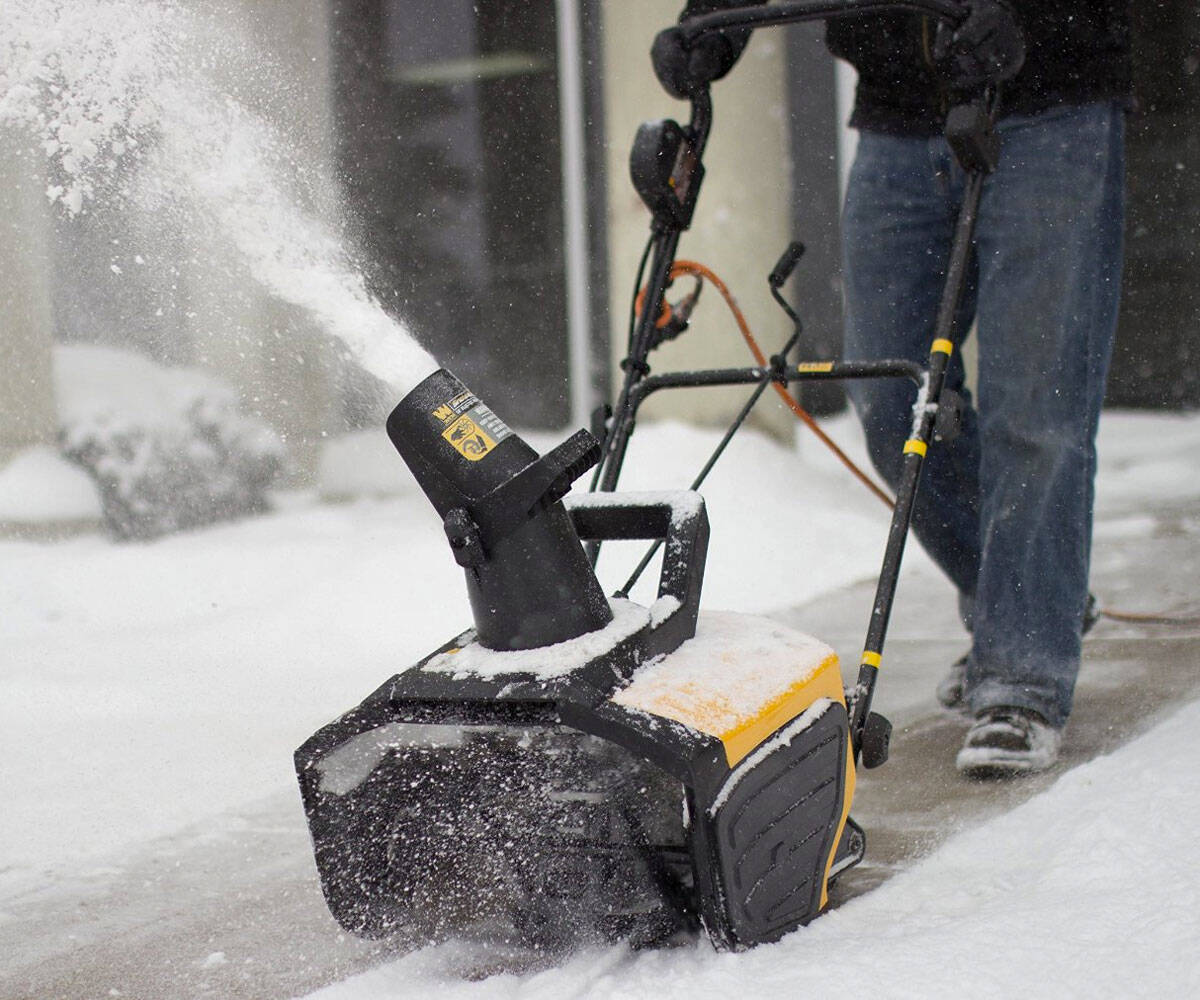 WEN Snow Blaster - http://coolthings.us