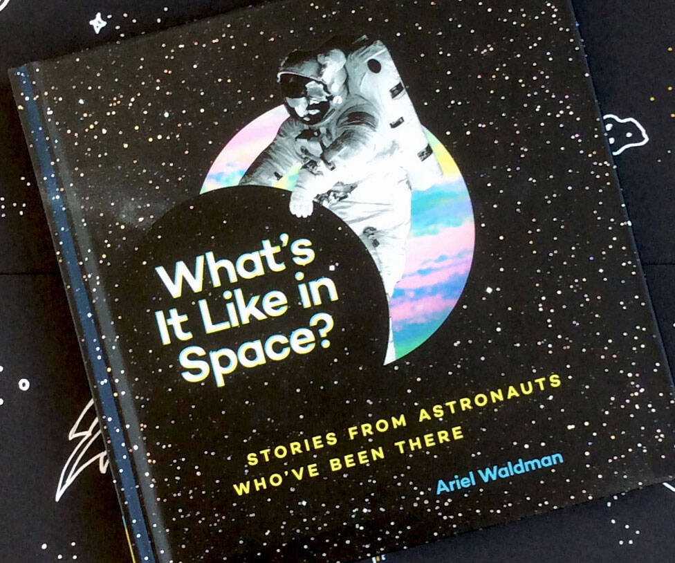 What's It Like In Space Book - http://coolthings.us