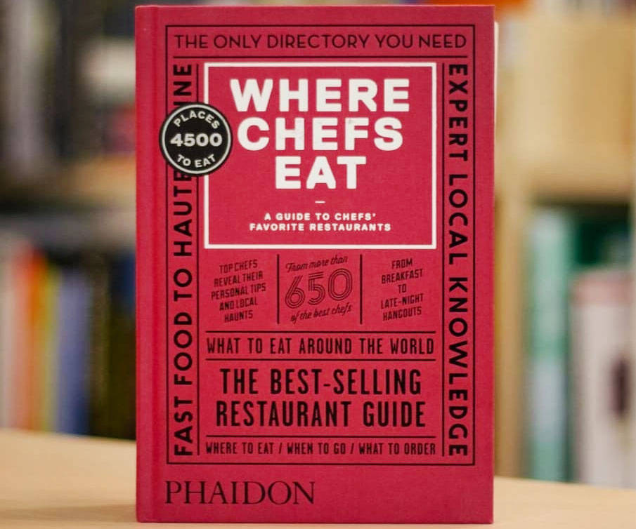 Where Chefs Eat - http://coolthings.us