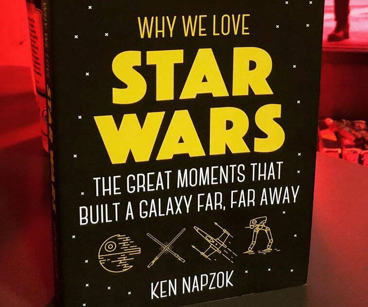 Why We Love Star Wars Book - http://coolthings.us