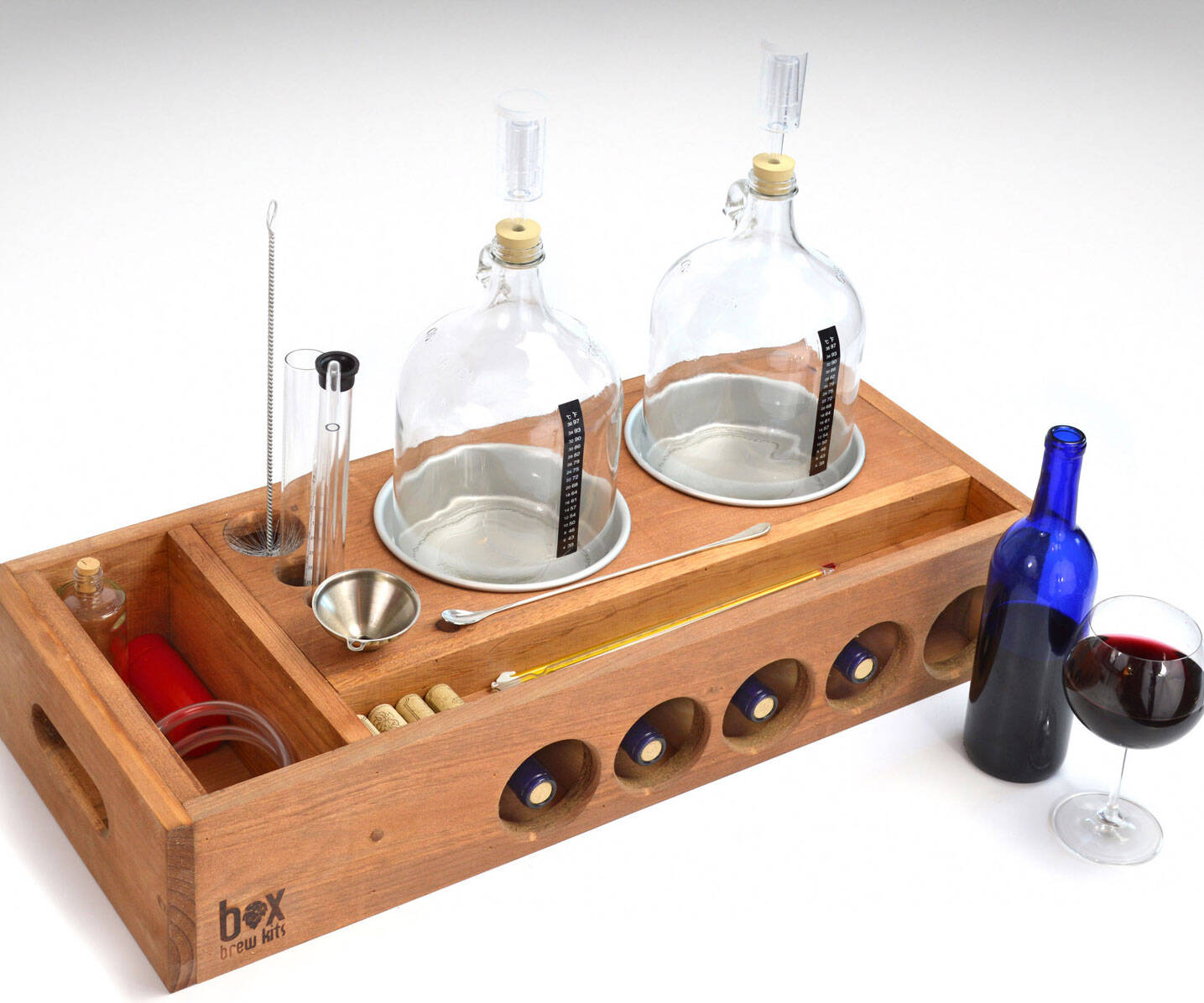 Wine Making Kit - http://coolthings.us
