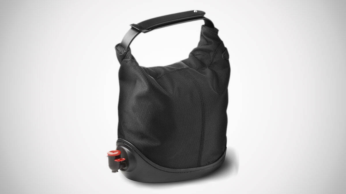 Wine Purse - http://coolthings.us