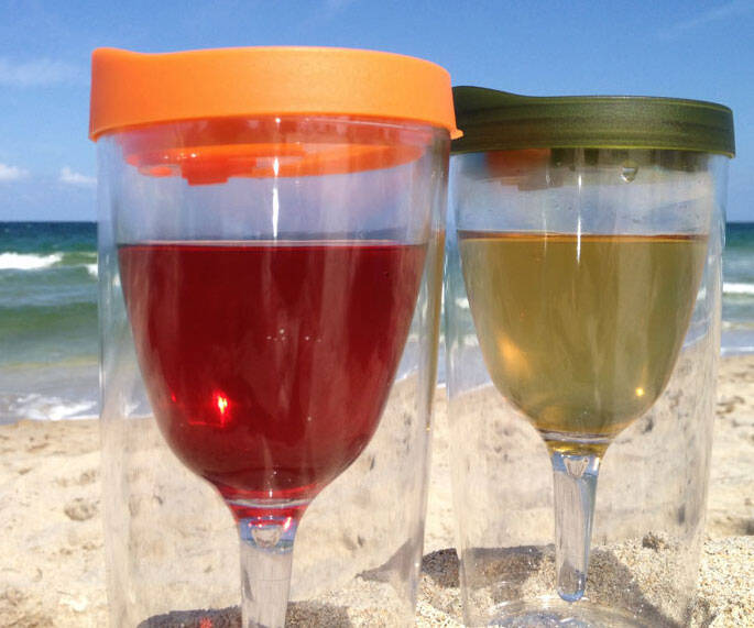 Adult Wine Sippy Cup - http://coolthings.us