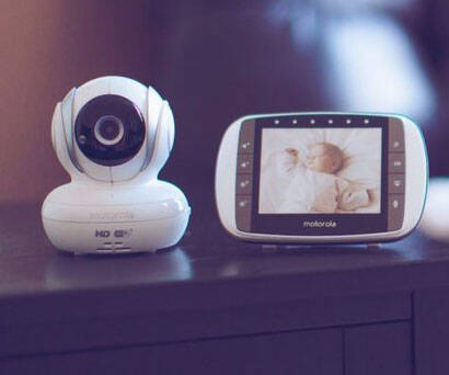 Wireless Video Baby Monitor - http://coolthings.us