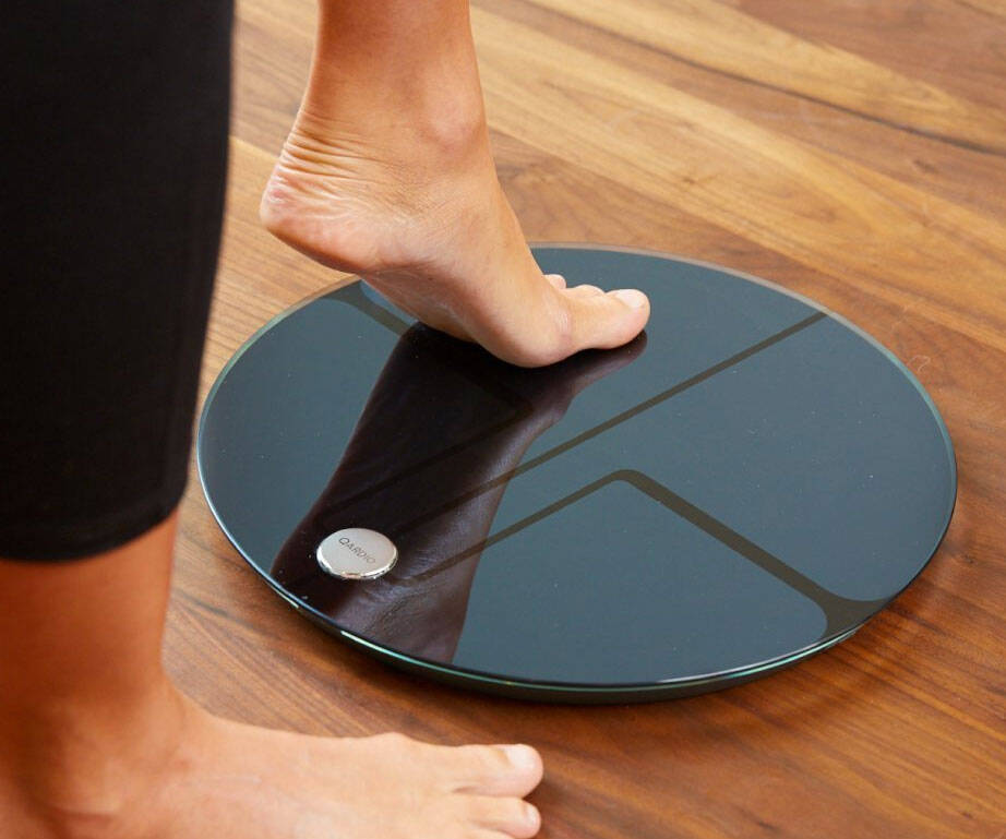 Wireless Smart Scale and Body Analyzer - http://coolthings.us