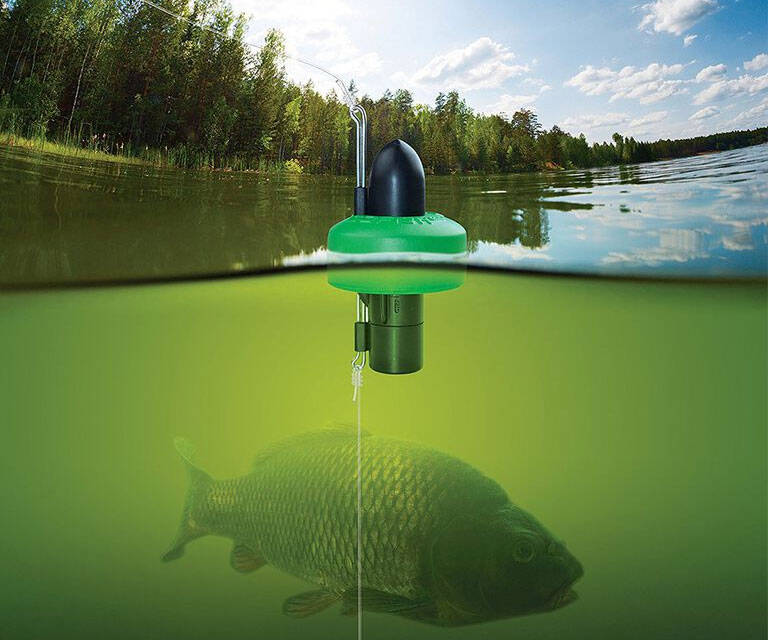 Wireless Underwater Fishing Camera - http://coolthings.us