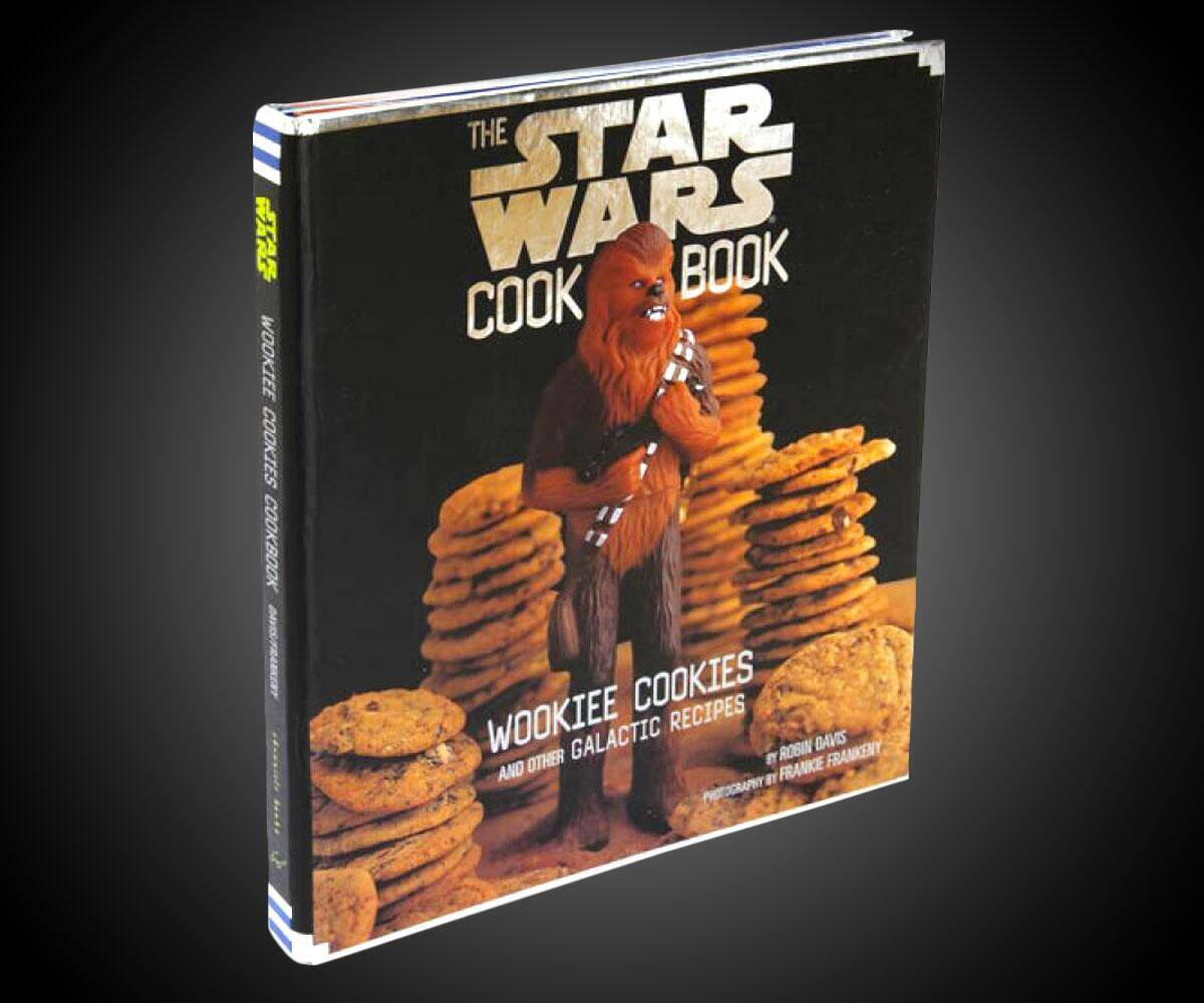 Star Wars Cook Book - http://coolthings.us