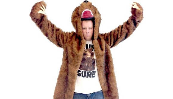 Workaholics Bear Coat - http://coolthings.us