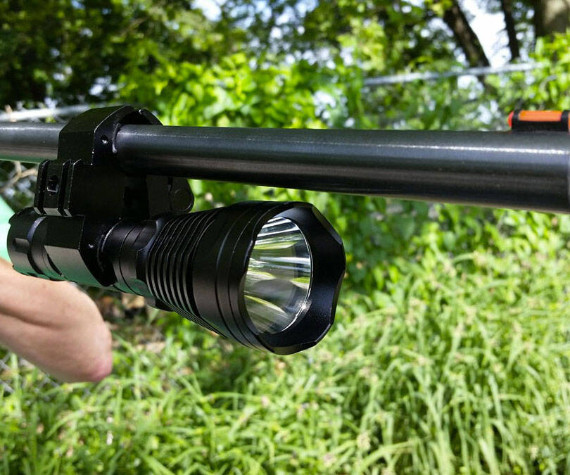 Guardian 1300 Professional Flashlight - http://coolthings.us