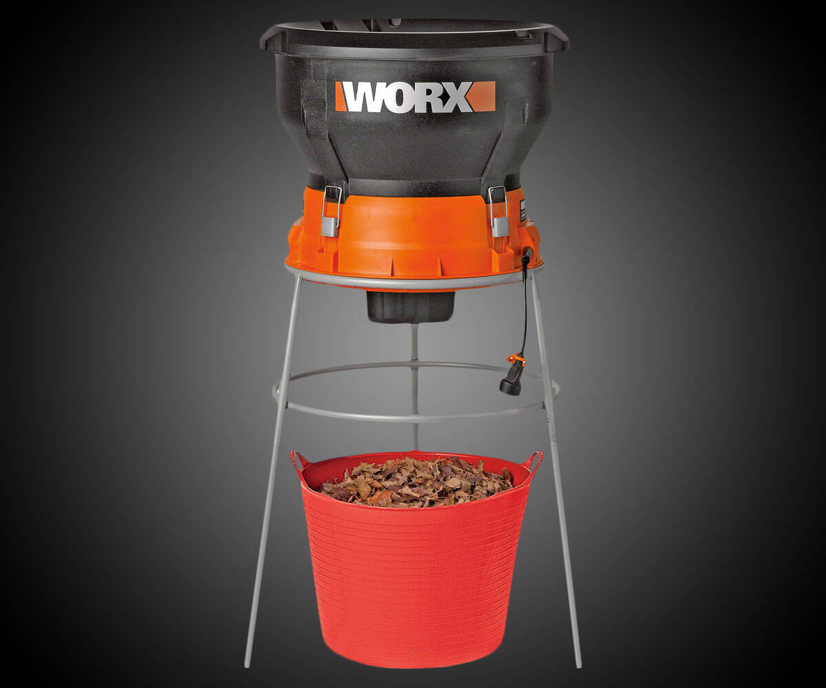 WORx Electric Leaf Mulcher - http://coolthings.us