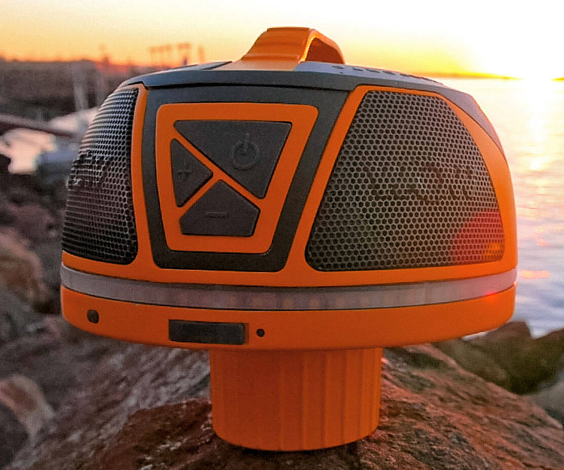 The Ultimate Outdoor/Portable Speaker - http://coolthings.us