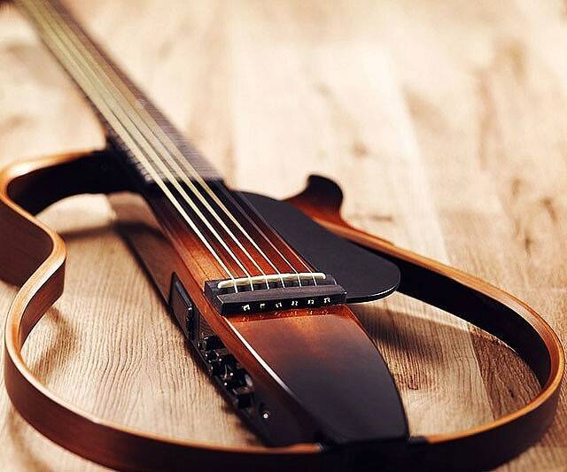 Yamaha Silent Guitar - coolthings.us