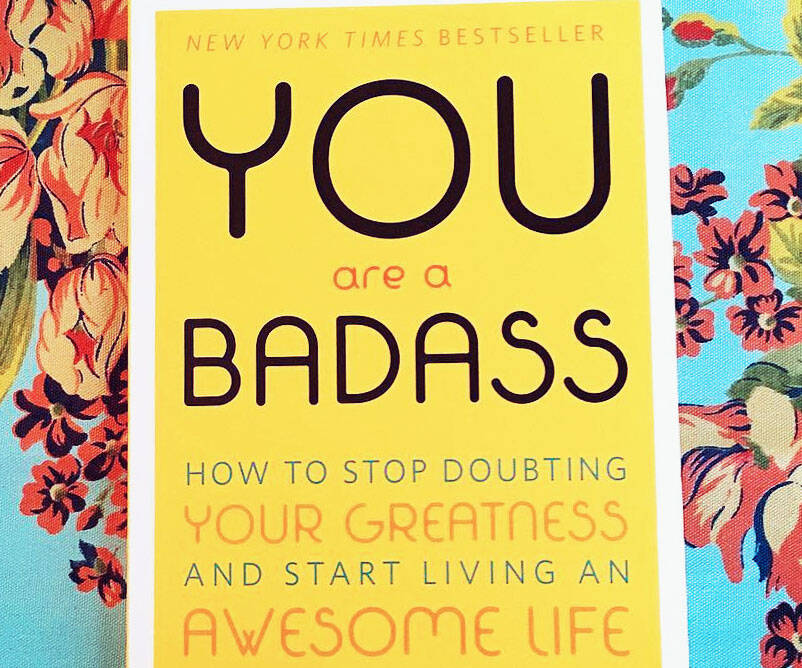 You Are A Badass Book - http://coolthings.us
