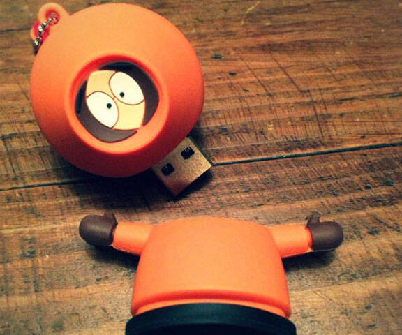 You Killed Kenny USB Drive - http://coolthings.us