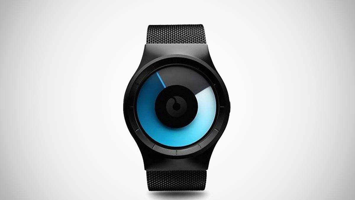 ZIIIRO Celeste Watch - http://coolthings.us