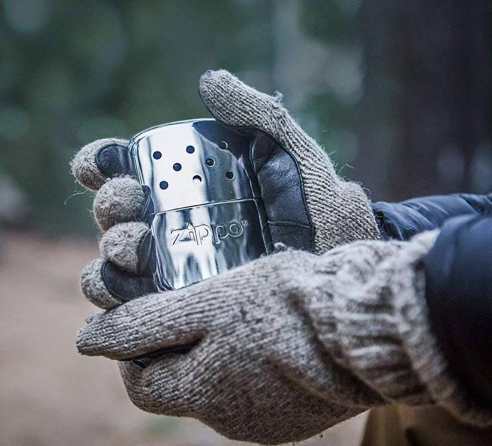 Zippo Hand Warmer - http://coolthings.us