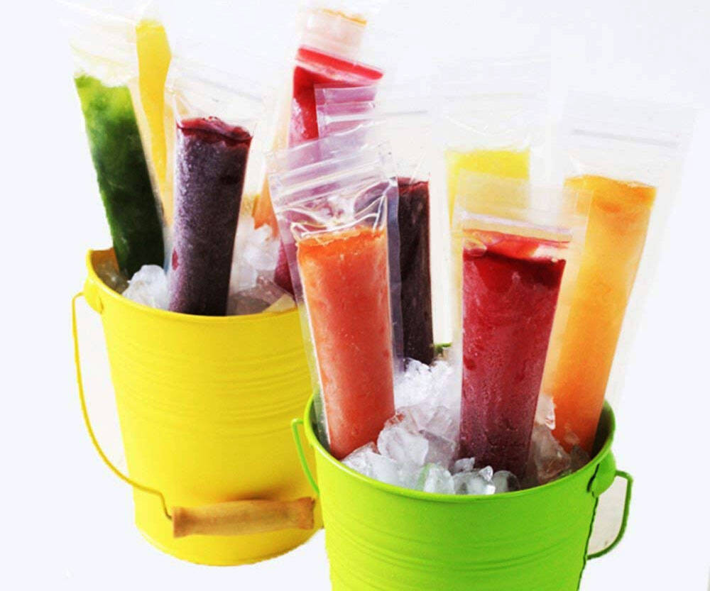 Zipzicle Ice Pop Molds - http://coolthings.us