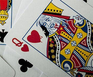 Zombified Playing Cards - http://coolthings.us